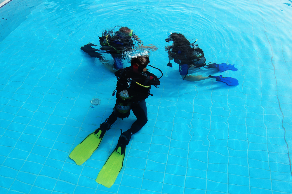 PADI Reactivate Refresher Course