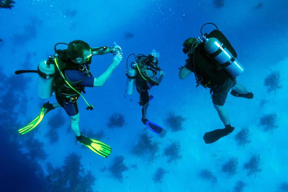PADI Dive Specialty Courses