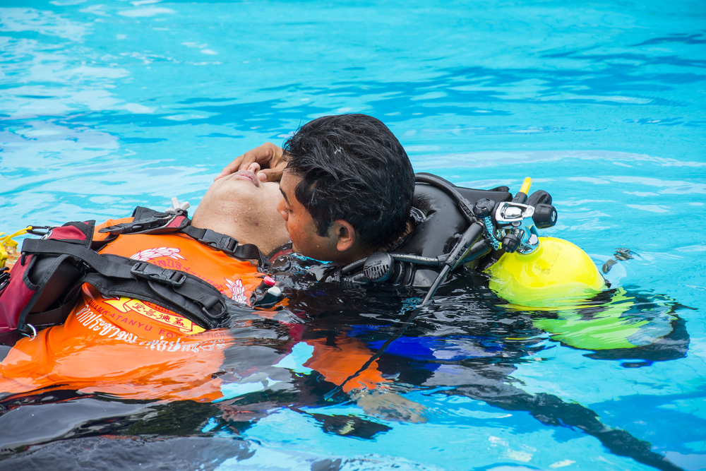 PADI Scuba Diver Specialty Course - Emergency First Response
